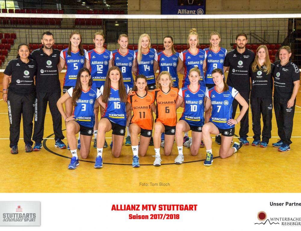 Offizieller Reisebüropartner des MTV Stuttgart Volleyball!