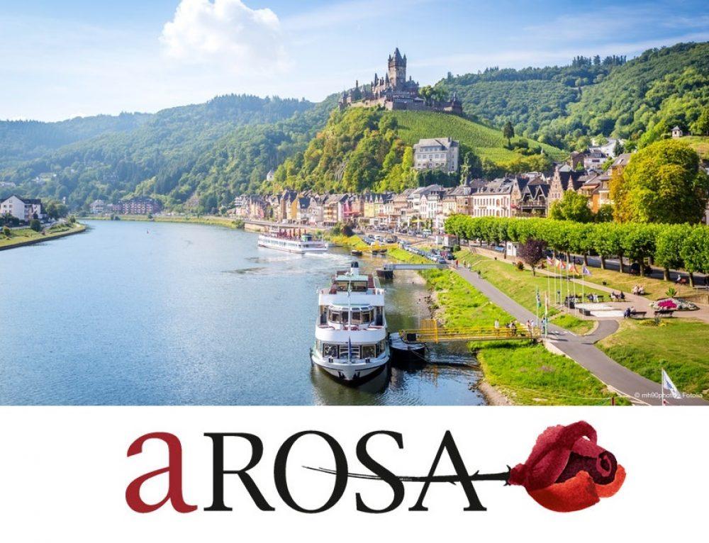 A-Rosa Gruppenreisen 2019